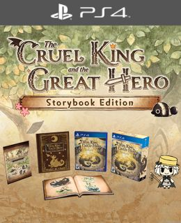 The Cruel King and the Great Hero Storybook Edition (PS4™)