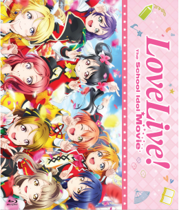Love Live! The School Idol Movie Standard Edition