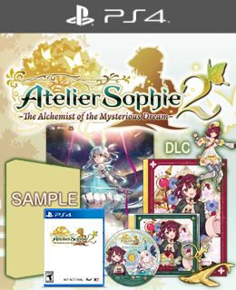 Atelier Sophie 2: The Alchemist of the Mysterious Dream Limited Edition (PS4™)