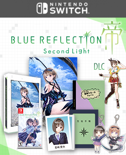 BLUE REFLECTION: Second Light Limited Edition (Nintendo Switch™)