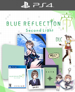 BLUE REFLECTION: Second Light Limited Edition (PS4™)
