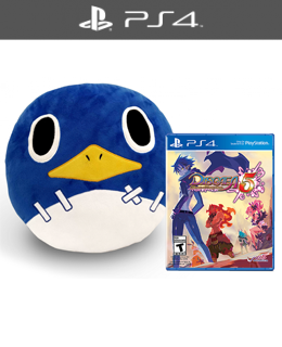 Disgaea 5 (PS4™) & Cushion Set