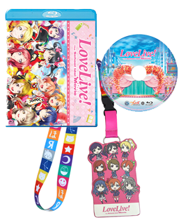 Love Live Backstage Pass Set