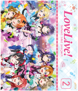 Love Live! School Idol Project 2nd Season Standard Edition