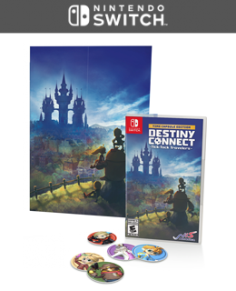Destiny Connect - Nintendo Switch™ Time-Capsule Edition