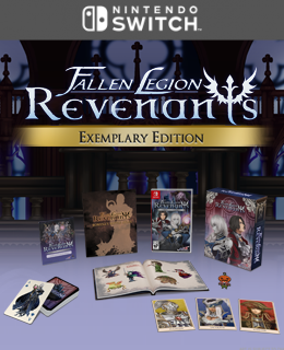 Fallen Legion Revenants Exemplary Edition (Nintendo Switch™)