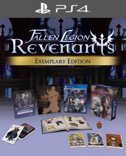 Fallen Legion Revenants Exemplary Edition (PS4™)
