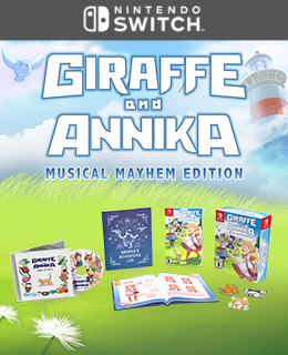 Giraffe and Annika Musical Mayhem Edition (Nintendo Switch™)