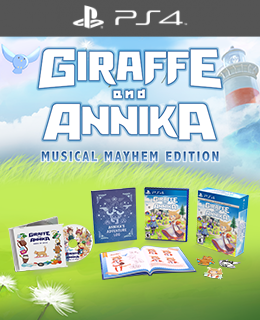 Giraffe and Annika Musical Mayhem Edition (PS4™)