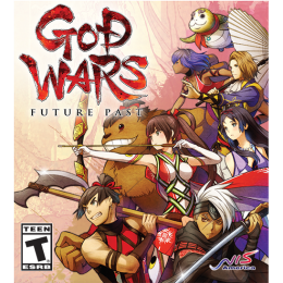 GOD WARS Future Past Standard Edition (PS4/PS Vita)
