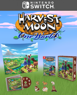 Harvest Moon®: One World Limited Edition (Nintendo Switch™)