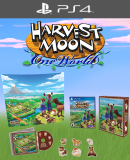 Harvest Moon®: One World Limited Edition (PS4™)
