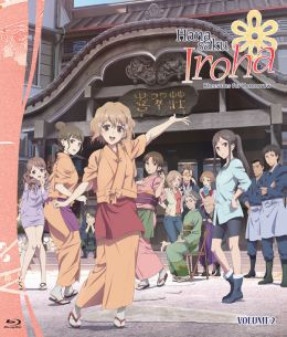 Hanasaku Iroha ~Blossoms for Tomorrow~ Volume 2 Standard Edition (Blu-ray)
