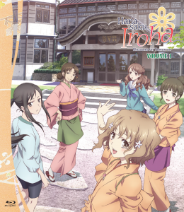 Hanasaku Iroha ~Blossoms For Tomorrow~ Vol 1. Standard Edition (Blu-ray)
