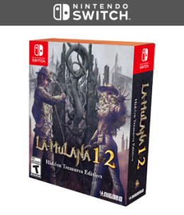 LA-MULANA 1 & 2 Hidden Treasures Edition (Nintendo Switch™)