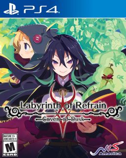 Labyrinth of Refrain: Coven of Dusk (PS4™)
