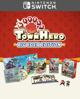 Little Town Hero Big Idea Edition (Nintendo Switch)