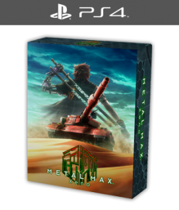 METAL MAX Xeno Limited Edition (PS4)