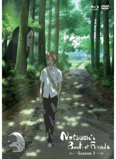Natsume's Book of Friends Season 3 Standard Edition