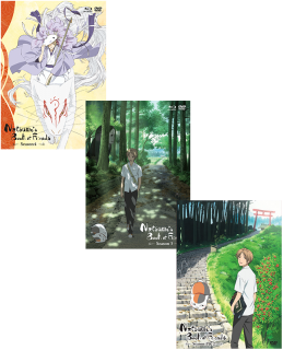 Natsume's Book Of Friends Standard Complete Series Bundle