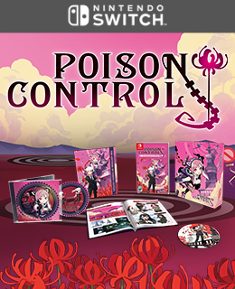 Poison Control Limited Edition (Nintendo Switch™)