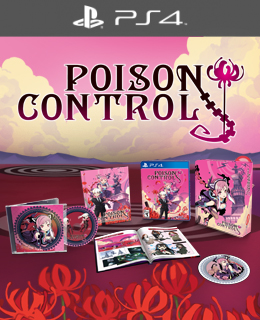 Poison Control Limited Edition (PS4™)