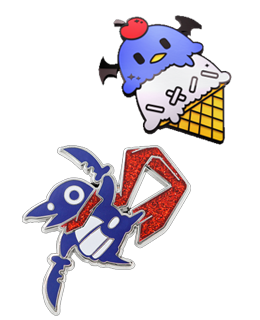 Prinny Pin Collector's Bundle