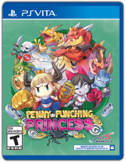 Penny-Punching Princess (PS Vita™)