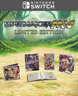 RPG Maker MV Limited Edition (Nintendo Switch™)