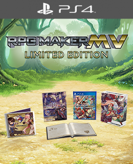 RPG Maker MV Limited Edition (PS4™)