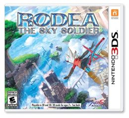 Rodea the Sky Soldier Standard Edition (3DS)