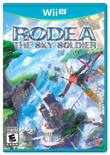 Rodea the Sky Soldier Standard Edition (Wii U/Wii)