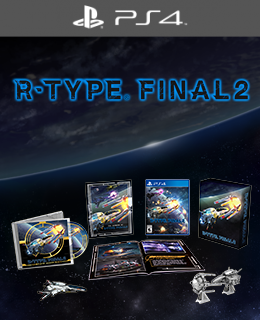R-Type Final 2 Limited Edition (PS4™)