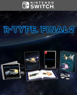 R-Type Final 2 Limited Edition (Nintendo Switch™)