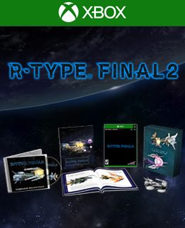 R-Type Final 2 Limited Edition (Xbox One • Xbox Series X|S)