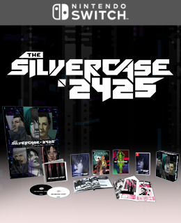 The Silver Case 2425 Limited Edition (Nintendo Switch™)