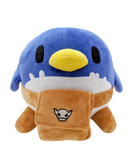 Plump Prinny Plush