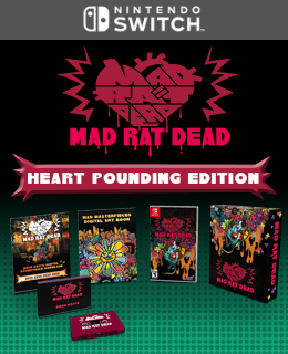 Mad Rat Dead Heart Pounding Edition (Nintendo Switch™)