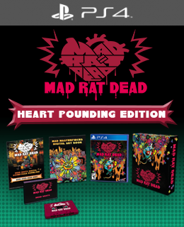 Mad Rat Dead Heart Pounding Edition (PS4™)