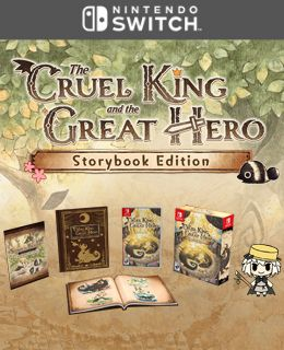 The Cruel King and the Great Hero Storybook Edition (Nintendo Switch™)