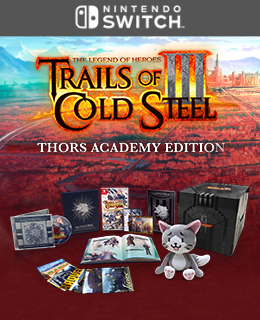 The Legend of Heroes: Trails of Cold Steel III - Thors Academy Edition (Nintendo Switch™)