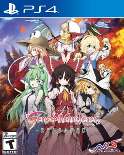 Touhou Genso Wanderer Reloaded Standard Edition (PS4™)