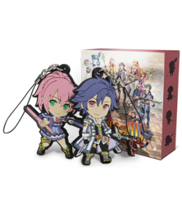 The Legend of Heroes: Trails of Cold Steel III - 24 Keychain Collection