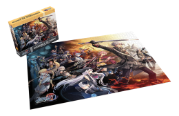 "The Legend of Heroes: Trails of Cold Steel IV - ""Assemble at Dawn"" 1000-Piece Puzzle"