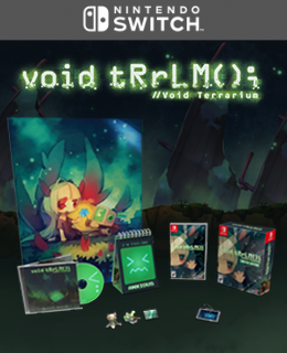 void tRrLM(); //Void Terrarium Limited Edition (Nintendo Switch™)