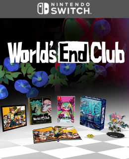 World's End Club Limited Edition (Nintendo Switch™)