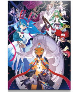 "The Witch and the Hundred Knight™ 2 - ""Rogues Gallery"" Giclee"