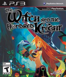 The Witch and the Hundred Knight Standard Edition (PS3)