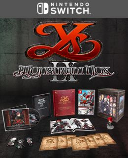 Ys IX: Monstrum Nox Limited Edition (Nintendo Switch™)