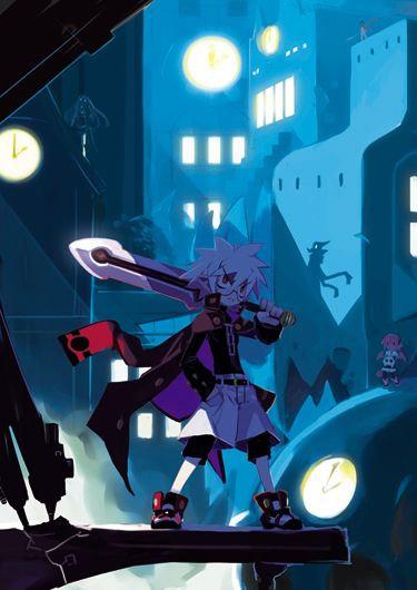 """Disgaea 3 - """"What Evil Lurks In The Hearts Of Demons…"""" Giclee"""